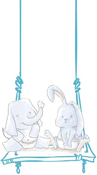 Elephant and Bunny